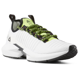SOLE FURY White/Black/Neon Red/Neon Lime DV4482