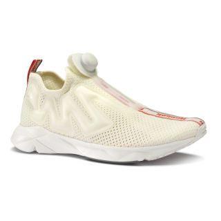 Reebok Pump Supreme Jacquard Tape Chalk/Carotene/Almost Grey/Coal CN6270