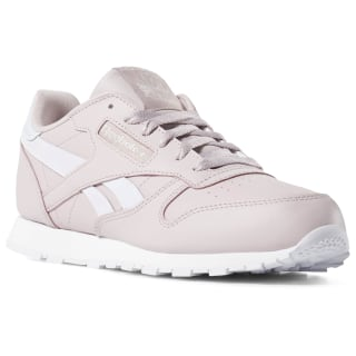 Classic Leather Ashen Lilac / White CN7498