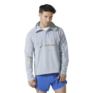 Reebok Classics x Walk of Shame Pullover Sweatshirt Gable Grey D98833