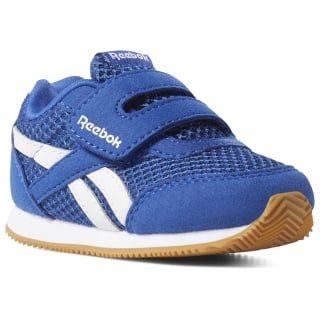 Reebok Royal Classic Jogger 2.0 KC - Enfant Collegiate Royal / White / Gum DV4048