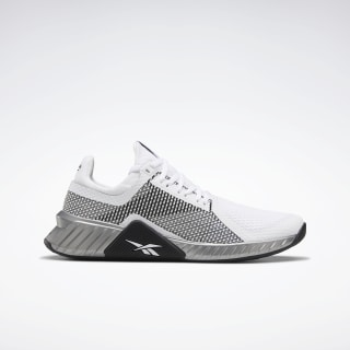 Flashfilm Trainer Men's Training Shoes White / Black / Silver Met. EF4576