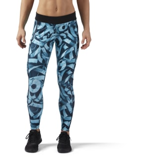 Leggings Reebok CrossFit Pokras Turquoise CD5774
