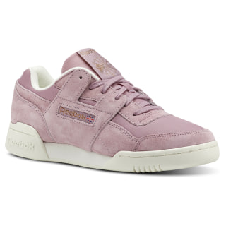 Tenis WORKOUT LO PLUS VTG-INFUSED LILAC/CHALK/ROSE GOLD CN4623