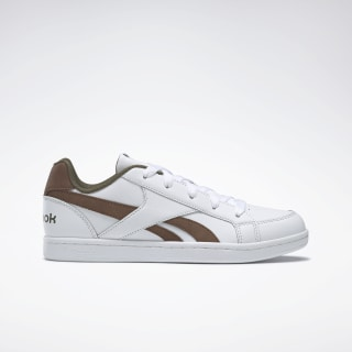 Reebok Royal Prime Shoes White / Thatch / Army Green DV9308