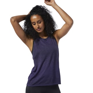 One Series Running Knit Tank Top Midnight Ink DY8279