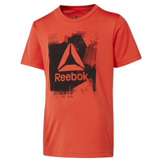 Boys' Workout Ready Tee Carotene DH4381