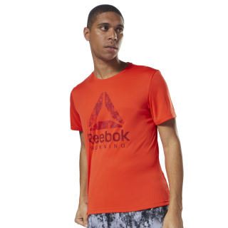 Camiseta Running Graphic carotene D92937