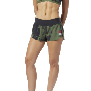 Short Reebok CrossFit® Knit Waistband Canopy Green EC1449