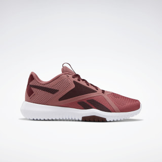 Flexagon Force 2 Women's Training Shoes Maroon / Lux Maroon / White EH1155