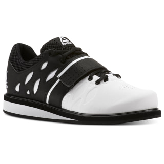 Lifter PR Men's Weightlifting Shoes White / Black CN4513