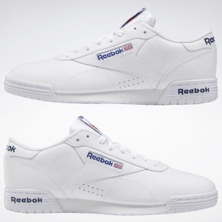 Reebok Classic Salg Norge | Reebok Exofit Lo Clean Logo Int