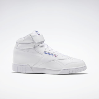 EX-O-FIT Hi Men's Shoes White 3477