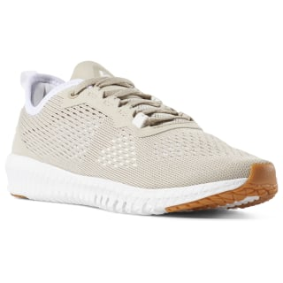 Reebok Flexagon LES MILLS® Light Sand/White/Rubber Gum DV4808