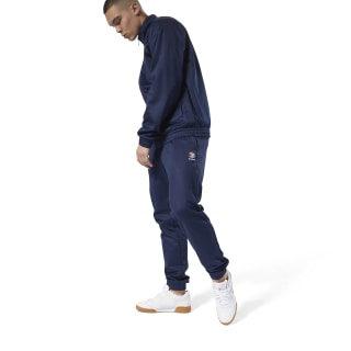 Classics Foundation Track Trousers Collegiate Navy DH2078