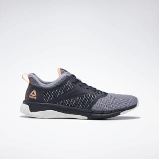 Кроссовки Reebok Print Run 3.0 heritage navy/denim dust/sunglow EF8830