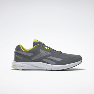 Reebok Runner 4.0 Shoes Cold Grey 6 / Cool Shadow / Hero Yellow EH2712