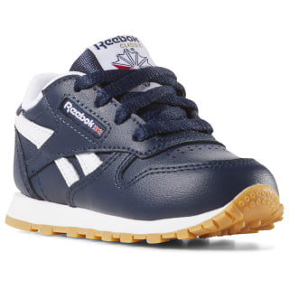 Classic Leather Collegiate Navy/White/Gum DV4573