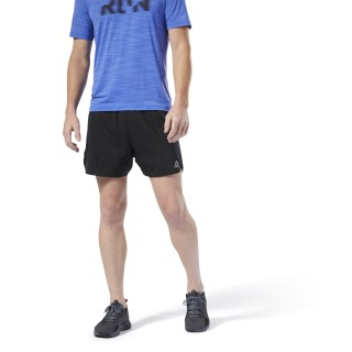 Run Essentials 5-Inch Shorts Black DU4269