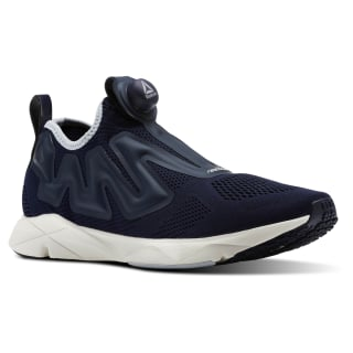 PUMP SUPREME STYLE FR Col Navy/Wshd Yllw/Chlk/Blk/Blue Move/Cld Gry CN4586