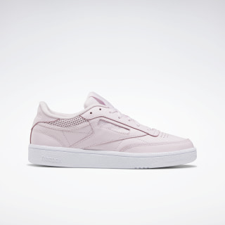 Club C 85 Women's Shoes Pixel Pink / White / Pixel Pink EF3286