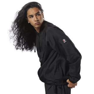 Classics Advanced 1/2 Zip OTH Black DJ1923