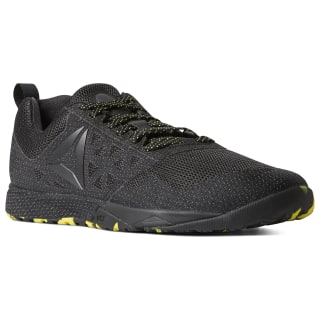 Reebok Nano 6 Flexweave® CrossFit® Excuses Black / Go Yellow DV5751