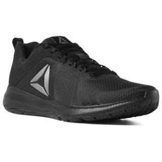Кроссовки Reebok Quickburn TR BLACK/PEWTER DV4168