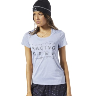 Camiseta One Series Running Reflective Denim Dust EC2960