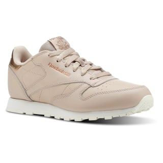 CLASSIC LEATHER Rm-Bare Beige / Chalk CN5560