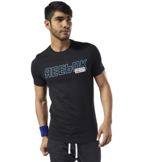 Graphic Series Foundation Tee Black DY7829