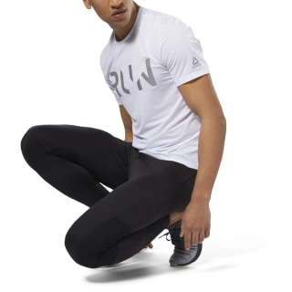 Running Speedwick Tights Black CY4702