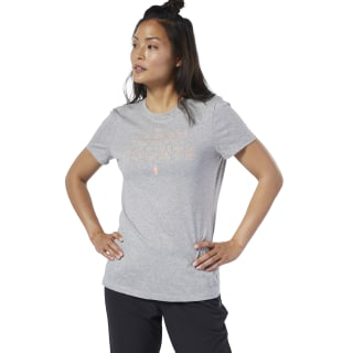 Camiseta Graphic Series Today Counts Medium Grey Heather EK1283