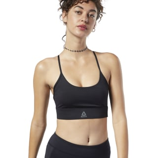 Top deportivo Workout Ready - Bajo impacto Black EC2405