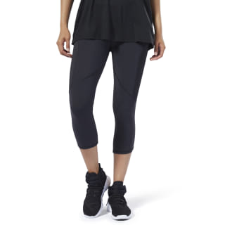 Cardio Lux 3/4 Tight 2.0 Black EB8114