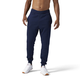 Reebok Classics Franchise Fleece Joggingbroek Collegiate Navy / Collegiate Navy CV6825