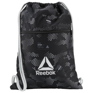 Active Enhanced Gymsack Black DU2911