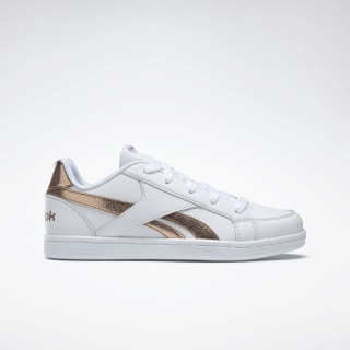 Reebok Royal Prime Shoes White / Rose Gold DV9315