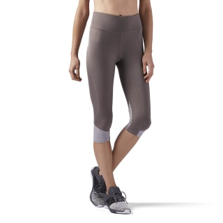 Pantalón pirata Sustainable Running Black CE4550