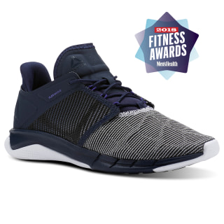 Reebok Fast Flexweave® Collegiate Navy / Ultima Purple / White CN2536