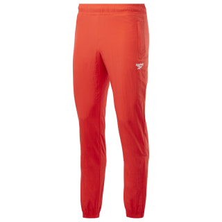 Reebok Archive Vector Track Pant Canton Red EC5786