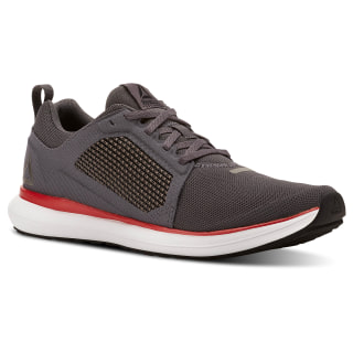Reebok Driftium Ride Ash Grey / Primal Red / White / Black CN2414