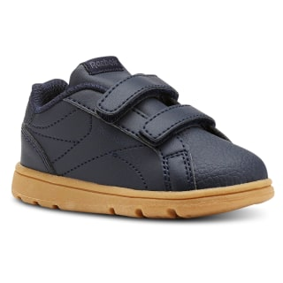 Reebok Royal Complete Clean - Infantil y bebé Outdoor-Collegiate Navy/Graphite/Dark Gum CN4801
