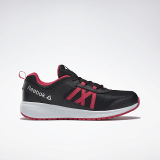 Reebok Road Supreme - Pre-School Black / PINK DV8350