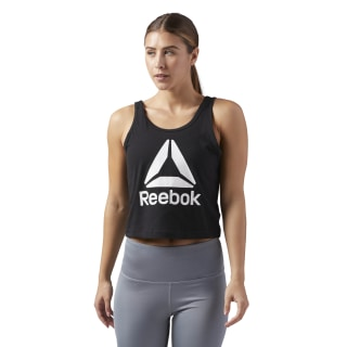 Canotta Workout Ready Graphic Black CE4497