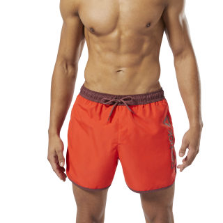 Pool Ready Bathing Suit Canton Red DU4005