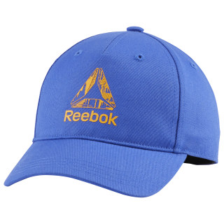 Kids Logo Cap Crushed Cobalt DU3319