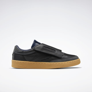 CLUB C STOMPER Black / True Grey 8 / Collegiate Navy FU7811