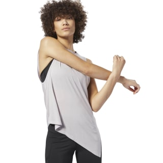 Training Supply Tanktop Lavender Luck CY4991