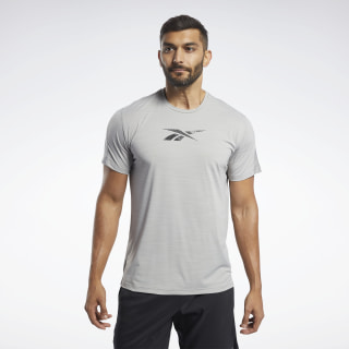 ACTIVCHILL Move Tee Mgh Solid Grey FK6352